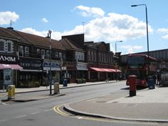 Golder's Green district - Experience the diversity of the Golders Green borough, with a mix of Kosher, Japanese, Turkish, and Italian restaurants.