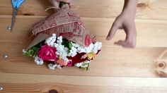 3 способа красиво упаковать букет в крафт-бумагу   ArtHolidays