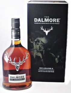 The Dalmore King Alexander III Single Malt Whisky 40% 70cl