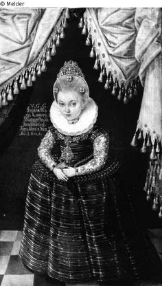Maria Eleonora t 5 years of age (Daniel Rose)