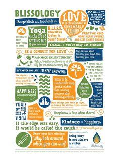 Yogic sayings from Eion Finn of #Blissology