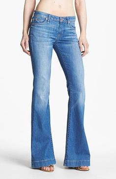 Hudson Jeans 'Ferris' Flare Leg Jeans (Polly) available at #Nordstrom