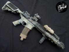 SYSTEMA PTW M4 CQBR BLOCK II