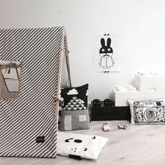 Quarto infantil preto e branco! - Just Real Moms - Blog para Mães