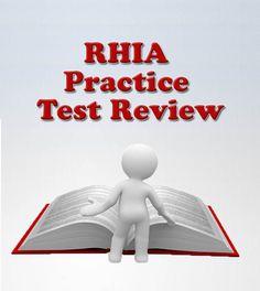 RHIA Practice Test Review- Registered Health Information Administrator (RHIA) #rhiatest #rhiaprep #rhia http://www.mo-media.com/ahima http://www.flashcardsecrets.com/ahima/