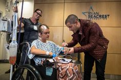 Pin for Later: Nick Jonas Spends the Day With Kids at the Children's Hospital of Orange County