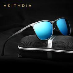 VEITHDIA Retro Aluminum Magnesium Brand Men's Sunglasses Polarized Lens Vintage Eyewear Accessories Sun Glasses For Men 6623 //Price: $1644.00 & FREE Shipping //     #fashion