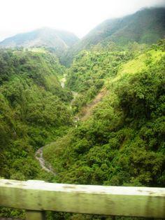 valle.......rumbo a Ambato-Ecuador