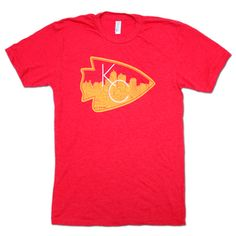 Kansas City Arrowhead Shirt