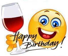 Birthday Emoticons, Happy Birthday Emoji, Funny Happy Birthday Messages, Happy Birthday Wishes Cards, Happy Birthday Video, Happy Birthday Quotes, Very Happy Birthday, Happy Birthday Images, Funny Birthday