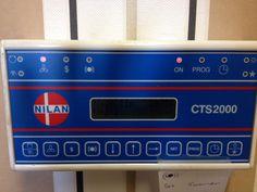 Nilan CTS-2000 controlpanel