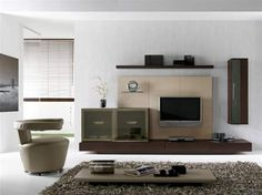 Decoration of modern rooms 7