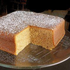 One Perfect Bite: Orange-Glazed Spice Cake