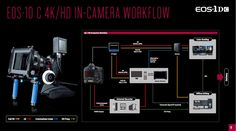 Canon 1D -C Internal 4K workflow and shooting tips. Shane Hurlbut