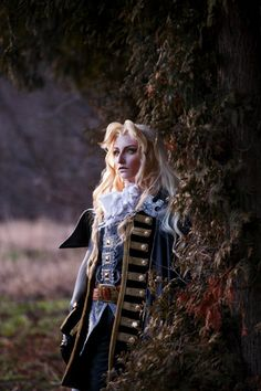 Alucard (Castlevania: Symphony of the Night ) by Adrian-Farenheights Amazing Cosplay, Best Cosplay, Dracula, Alucard Castlevania, Vampire Love, Video Game Cosplay, Dark Fantasy Art, Cosplay Outfits, Capes