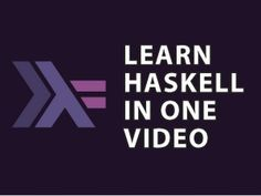 Haskell Tutorial I am studying Haskell, is an amazing programming language.. love it xoxo, Dipi