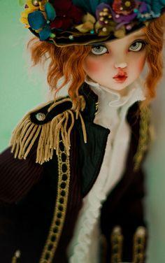 prettydolls:    Clover (by omomemama)