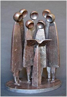 21 Metal Sculptures by French Artist Jean-Pierre Augier Welding Art Projects, Metal Art Projects, Metal Crafts, Metal Sculpture Artists, Steel Sculpture, Art Sculptures, Metal Welding, Arc Welding, Art Fer