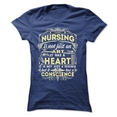 Nursing T-Shirts, Hoodies. VIEW DETAIL ==► https://www.sunfrog.com/Automotive/Nursing-35487226-Ladies.html?id=41382