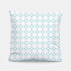 Beautiful blue  Pillow
