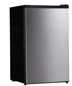midea WHS-160RSS1 Single Reversible Door Refrigerator and Freezer, 4.4 Cubic Feet, Stainless Steel MIDEA http://www.amazon.com/dp/B00MWXS74O/ref=cm_sw_r_pi_dp_Bv2dvb1495FBK