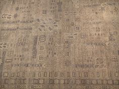 A lovely hand knotted pile carpet made withfleecyhandspun wool from high-mountain sheep. This rug hasthe forms of a classic Qashqaitribal design that is rendered in lovelyneutraltone-on-tone grays and neutrals. The rich designs and elegant subdued colors combine in this piece to create a masterful textile of decorative beauty. This thick carpet with its textured weave,…