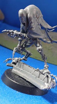Warhammer 40k Necrons, Warhammer 40k Figures, Warhammer Models, Warhammer 40k Miniatures, Warhammer Fantasy, Imperial Knight, Fantasy Model, Sci Fi Models, Fantasy Miniatures