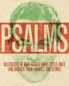 Psalms by Jim LePage
