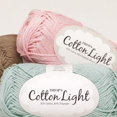 CottonLight - many cotton shades and blends to choose from . Reasonably priced.