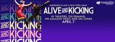 Official Trailer for Alive And Kicking Swing Dancing Documentary