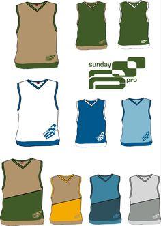 Sunday pro studio merchandising