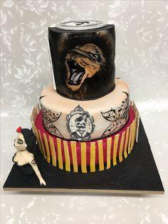 Tattoo cake Konz Trier Lucy's Cakes www.lucyscakes.de