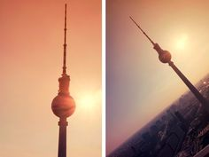 What to see in Berlin, Germany. Berlin pictures.  Berlin tv-tower, Berliner Fernsehturm http://www.susannevedvik.femelle.no/