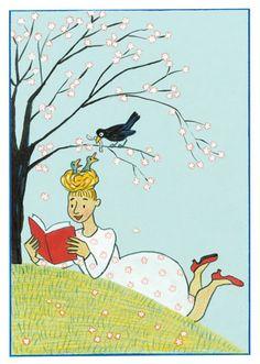 Ilustraciones de Rotraut Susane Berner en Diario de libros