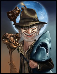 Steven Spielberg, my all-time favorite director. Combines technical skill with a true understanding of the human psyche.