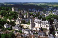 Loches - France:  one of our favorite trips to France was spent in the Loire Valley near Loches.