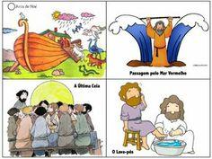 Jogo Bíblico - Álbum de EMRC - Álbumes web de Picasa
