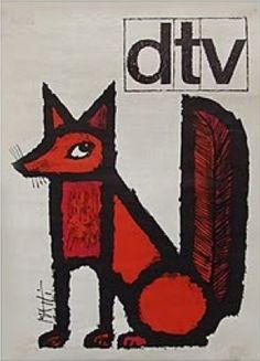 By Celestino Piatti (1922-2007),dtv. (S)