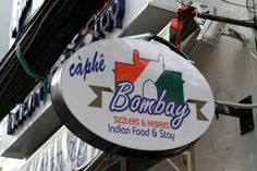Caphe Bombay on Bui Vien Street