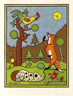 Illustration from Lada's 'Detem'