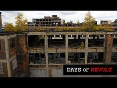 Days of Revolt: The Death of the American City #WarOnStupid #EducatingWhitey