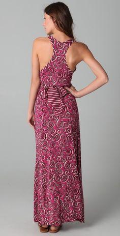 Tory Burch  Jersey Maxi Dress