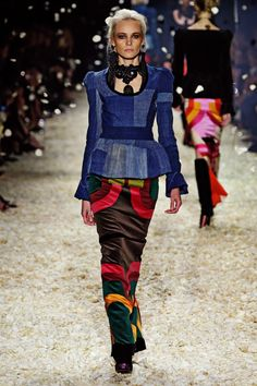 View this runway look from the #TOMFORD Autumn/Winter 2015 Collection #TFLA