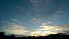 Dawn in Caguas, Puerto Rico