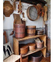 Primitive Antiques   Antiques--primitives