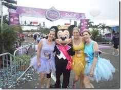 2012 Princess Half Marathon Recap - Walt Disney World
