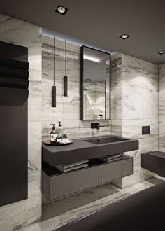 ᶳѦ 27 The Biggest Myth About Bathroom Remodeling Ideas Cool That You Dream Exposed - homesuka Bathroom Design Luxury, Modern Bathroom Design, Contemporary Bathrooms, Home Interior Design, Luxury Homes Interior, Toilet Design, Bathroom Inspiration, Small Bathroom, House Design