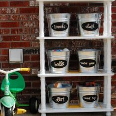 25 Totally Clever Garage Organization Tips and Tricks
