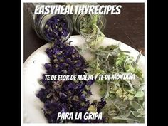 Mello flower and mountain tea infusion for cold (easyhealthyrecipes) (ya...