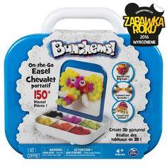 Kreatywne rzepy Bunchems - zestaw w walizce - MamaGama: SPRAWDZONE i przydatne akcesoria dla mam i dzieci.